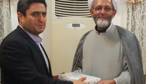 مدیر موسسه ترویج فرهنگ قرآنی  از مدیرکل آموزش و پرورش مازندران تجلیل  و قددر دانی کرد