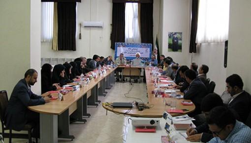 گردهمایی سالانه مروجان درسهایی از قرآن در مشهد مقدس برگزارشد.